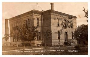 16200  SD Flandreau   Domestic Science Hall Indian School  RPC