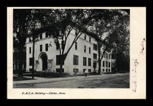 YMCA BUILDING CLINTON IOWA