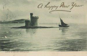 Castle of Refuge , DOUGLAS BAY , I. O. M. , 1904 ; TUCK 6348
