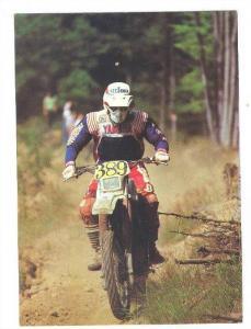 Motorcycle , Dirt Bike YAMAHA , 60-80s
