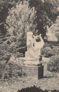 BROOKGREEN GARDENS, South Carolina, 20-30s; Sonata Statue