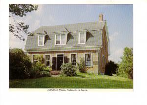McCulloch House, Pictou, Nova Scotia,