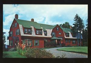 Campobello Island, New Brunswick/N.B., Canada Postcard, FDR/Roosevelt Cottage
