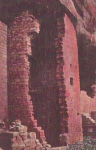 Colorado Manitou Springs Rain Tower In Ancient Ruins Of Manitou Cliff Dwellin...