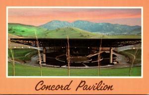 California Concord The Concord Pavilion