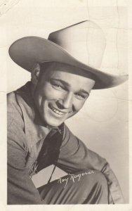 RP: Cowboy Movie Star , ROY ROGERS , 1944