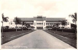 Soerabaja Indonesia, Republik Indonesia Raadhuis Katabang Soerabaja Raadhuis ...