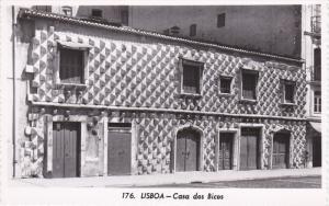 RP: LISBOA , Portugal , 30-40s ; Casa dos Bicos