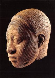Sculpture de la Civilisation - Nigeria