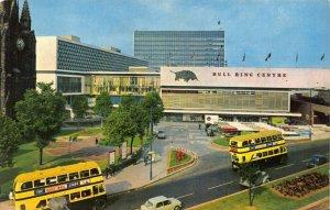 Vintage Postcard, The Bull Ring Centre Birmingham 81X