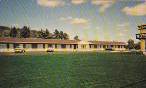 Val-Karen Motel, Highway 69 , 4 mile North of PARRY SOUND , Ontario, Canada ,...