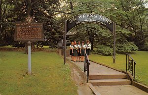 Scouts Post Card The Wren's Nest, Creator of Uncle Remus Atlanta, Georgi...