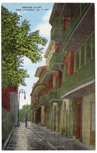 New Orleans, La, Pirates Alley