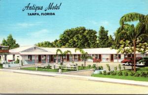 Florida Tampa Antiqua Motel