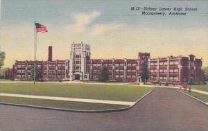 Alabama Montgomery Sidney Lanier High School