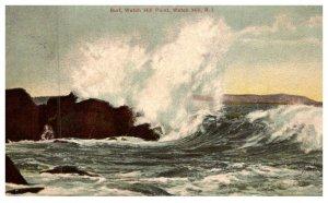 Rhode Island Watch Hill Point , Surf