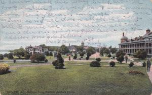 HAMPTON, Virginia, PU-1916; General View, National Soldiers Home