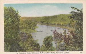 La Vallee De La Riviere St-Francois, St. Francis River Valley, Sherbrooke, Qu...