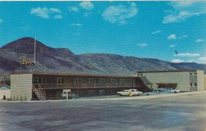 Exterior,  Scott´s Motel,  Kamloops,  B.C.,  Canada,   40-60s