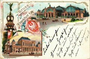 CPA AK Frankfurt a.M.- souvenir GERMANY (1028193)