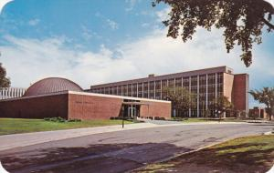 Planetarium, Michigan State University, EAST LANSING, Michigan, 40-60's