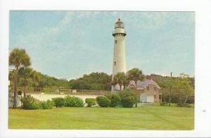 LIGHTHOUSE, St Simon's Island, Georgia, 40-60s