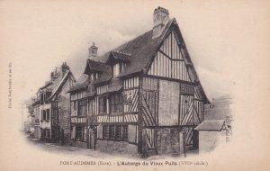 PONT-AUDEMER (Eure), France , 1900-10s ; L'Auberge du Vieux Puits