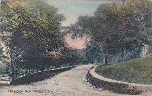 The Green, New Canaan, Connecticut, PU-1910