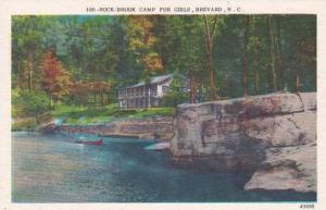 North Carolina Brevard Rock Brook Camp For Girls