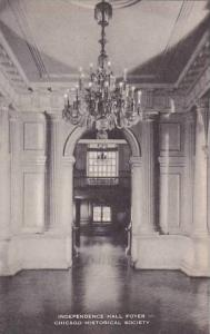 Illinois Chicago Historical Society Independence Hall Foyer Artvue