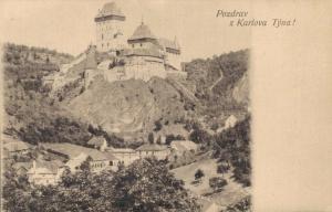 Czech Republic Pozdrav z Karlova Týna! 02.43