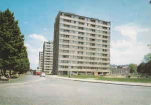 WROCLAW , Poland , 40-60s ; Ulica Krucza