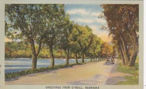 Nebraska Greetings From O'Neill