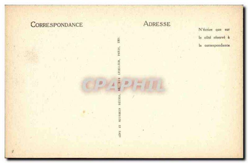 Old Postcard Compiegne Flowers Fair