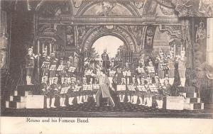 Reano and his Famous Band Musical Orchestra Entertainers