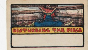 Disturbing the Piece , 1908