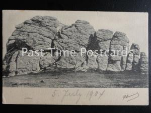 c1904 - Heytor Rocks, Devon