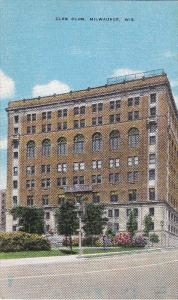 Elks Club, Milwaukee, Wisconsin, 30-40s