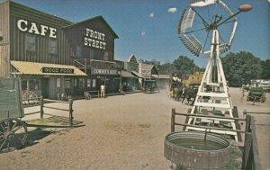 OGALLALA , Nebraska, 1950-60s ; Cowboy Capitol , Front Street