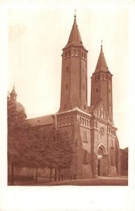 Poland Plock - Katedra (Fronton)