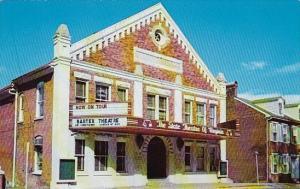 The Barter Theatre Abingdon Virginia