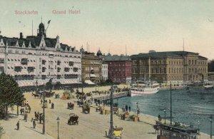 STOCKHOLM  , Sweden , 1911 ; Grand Hotel