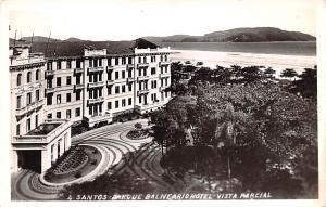Santos Brazil, Brasil Parque Balneario Hotel, Vista Parcial Santos Parque Bal...