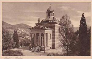 Germany Baden Baden Rumaenische Kapelle