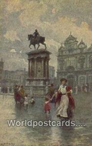 Venezia, Italy, Italia Monumento a Colleoni  Monumento a Colleoni