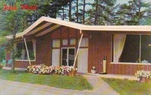 Tobe's New Motel And Restaurant Oneida Tennessee