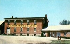 Iowa Amana Furniture Shop