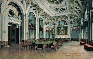 Monaco Casino de Monte Carlo Nouvelle Salle Schmitt 03.36