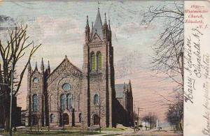 Westminster Church, Elizabeth, New Jersey, PU-1907
