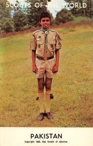 Scouts of the World: Pakistan (1968 Boys Scouts of America) Uniform